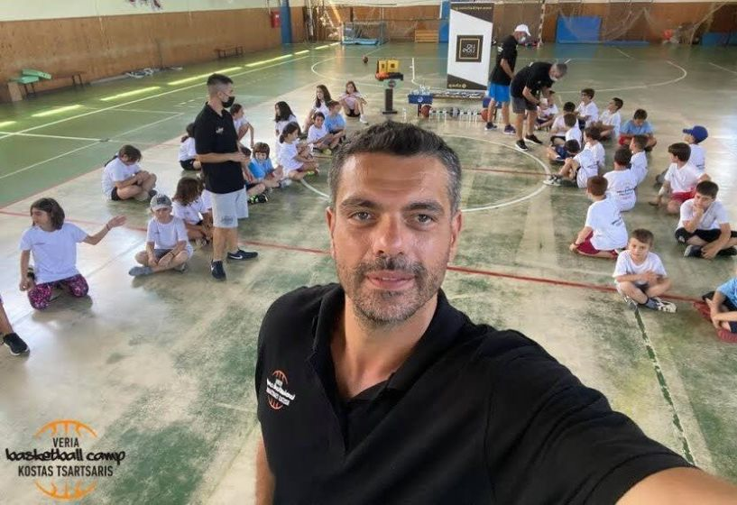 Ολοκληρώθηκε με πολύ μεγάλη επιτυχία το  6ο VERIA BASKETBALL CAMP 2021