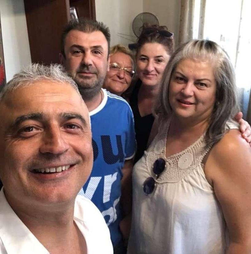 Συνάντηση με τον Λάζαρο Τσαβδαρίδη είχαν οι εργαζόμενοι στο Βοήθεια στο Σπίτι