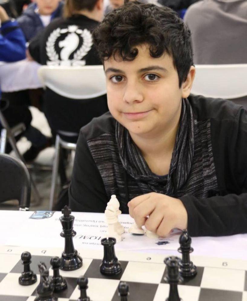 Σκακιστικό ταλέντο ο Βεροιώτης Χρήστος Τσιλίδης