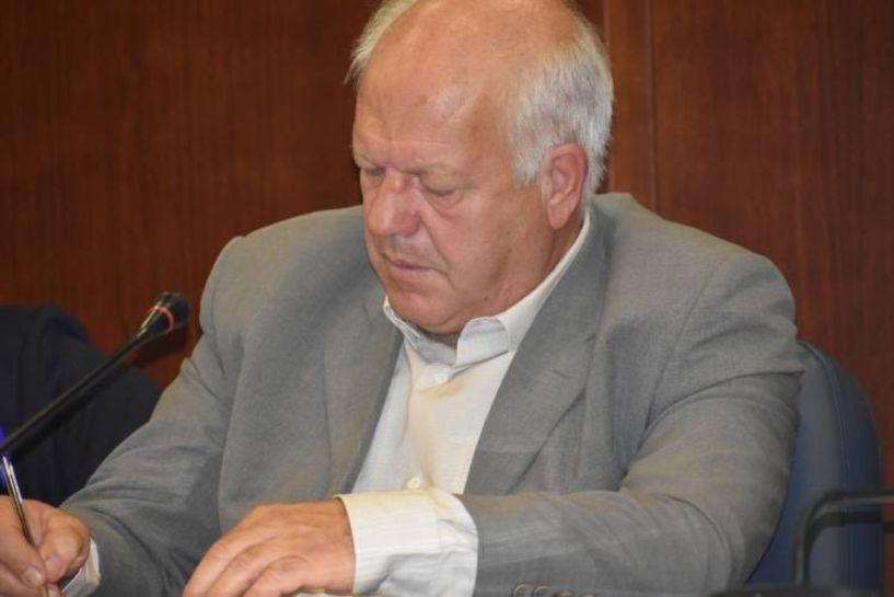 Δεν θα παρευρεθεί στο δημοτικό συμβούλιο ο Χρ. Τσιούντας - Προτείνει παρουσία μόνο των αρχηγών παρατάξεων