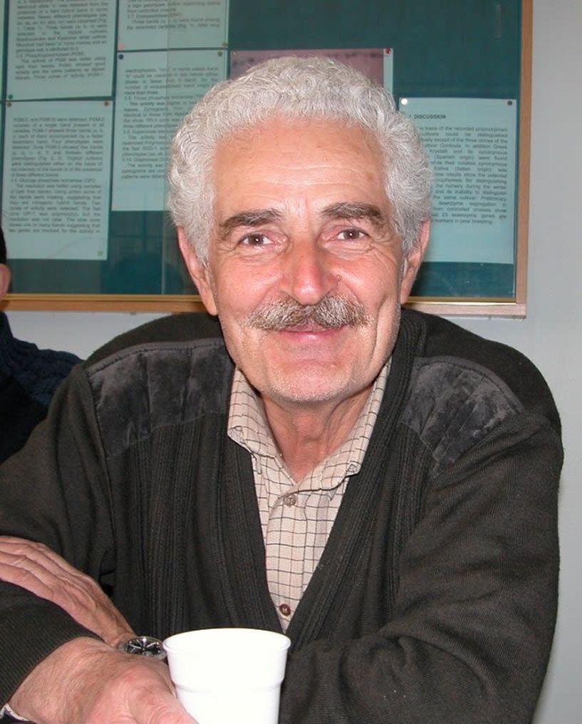 'Έφυγε' από τη ζωή ο Δρ Κώστας Τσιπουρίδης, ένας άνθρωπος παράδειγμα συνέπειας, τιμιότητας και προσφοράς στην εφαρμοσμένη έρευνα για τη δενδροκομία