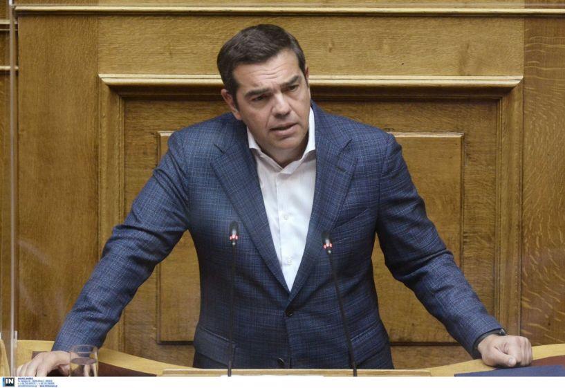 Πρόταση μομφής για τον Σταϊκούρα κατέθεσε ο ΣΥΡΙΖΑ