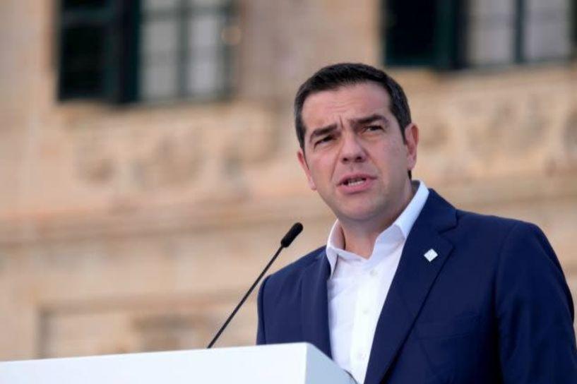 Αλέξης Τσίπρας: Όποιος παραβιάζει το διεθνές δίκαιο στην περιοχή να γνωρίζει ότι θα έχει συνέπειες
