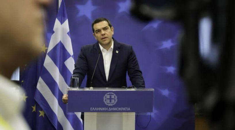 Αλέξης Τσίπρας: Συμφωνία με την ΕxxonΜobil για έρευνες φυσικού αερίου στην Κρήτη!