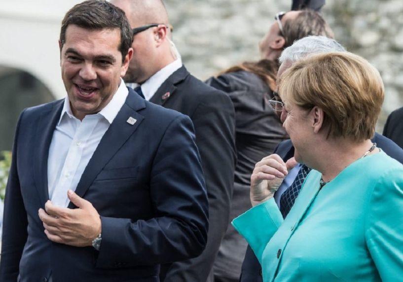 Στην Αθήνα η Μέρκελ την επόμενη εβδομάδα - Επίσημη επίσκεψη