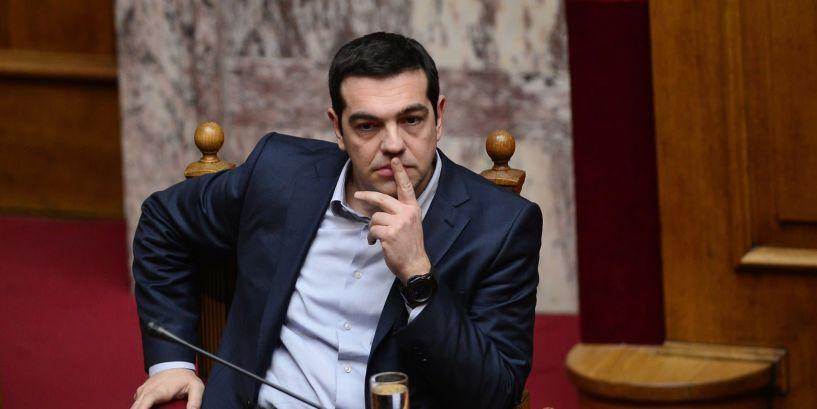 Ερώτηση Τσίπρα στον πρωθυπουργό για τα Εργασιακά δικαιώματα