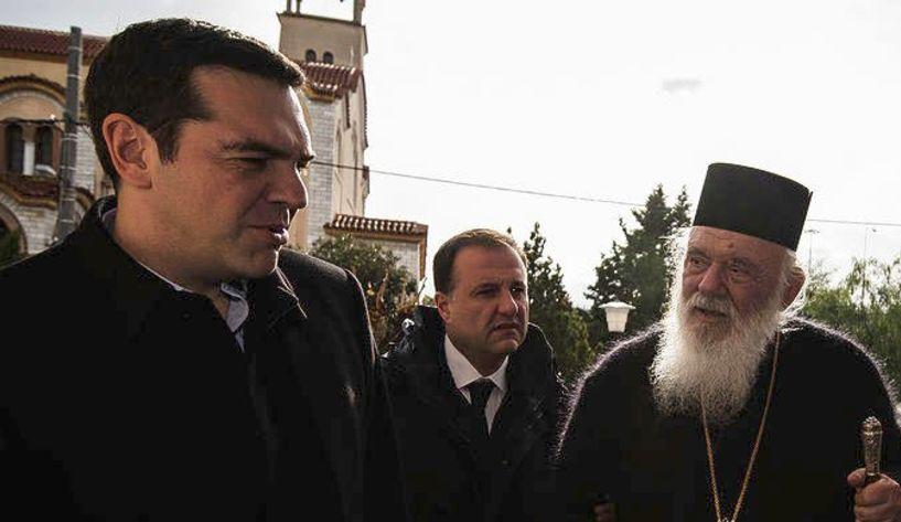 Συναντήσεις Τσίπρα με Κοτζιά και Αρχιεπίσκοπο για την πορεία των διαπραγματεύσεων