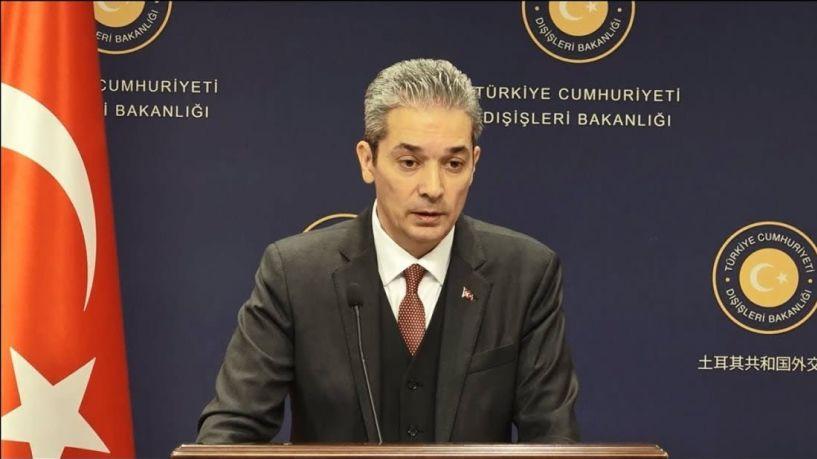 Τουρκικό ΥΠΕΞ: Ασφαλές καταφύγιο για τρομοκρατικές οργανώσεις η Ελλάδα
