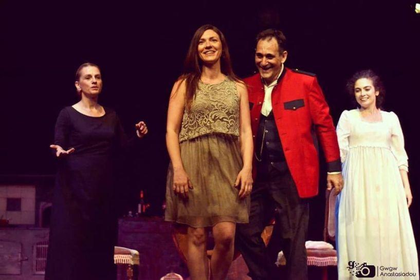 «Δεσποινίς Τζούλια», μια εξαιρετική παράσταση, μια έντιμη και καθαρή πρόταση από τον Όμιλο Φίλων Θεάτρου και Τεχνών