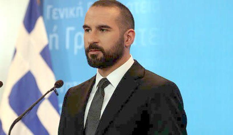 Δ. Τζανακόπουλος: Μπορούν να δημιουργηθούν οι προϋποθέσεις και υπάρχει βούληση για μία κοινά αποδεκτή λύση