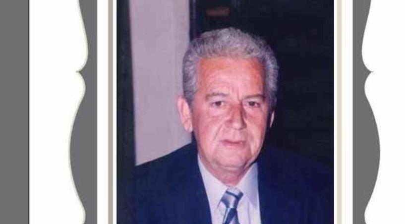 Απεβίωσε ο Νικόλαος Τζίμπουλας