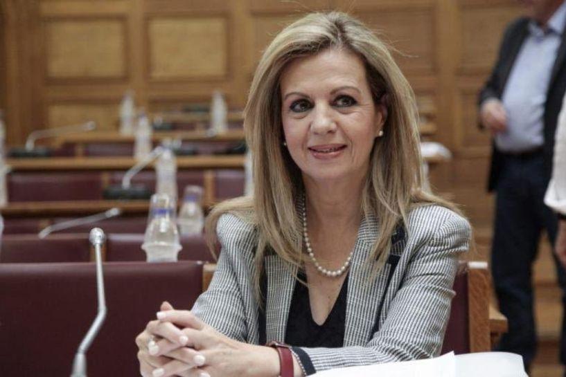 Για το νέο νομοσχέδιο για τις νέες Δομές υποστήριξης του Εκπαιδευτικού Έργου  μίλησε η Υφυπουργός Παιδείας Μερόπη Τζούφη στο  Περιφερειακό Συνέδριο Κ.Μακεδονίας