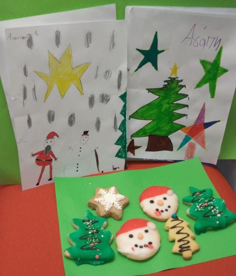 Χριστούγεννα στη Δημόσια Βιβλιοθήκη Βέροιας! Μοσχομυριστές... δραστηριότητες για μικρούς και μεγάλους!