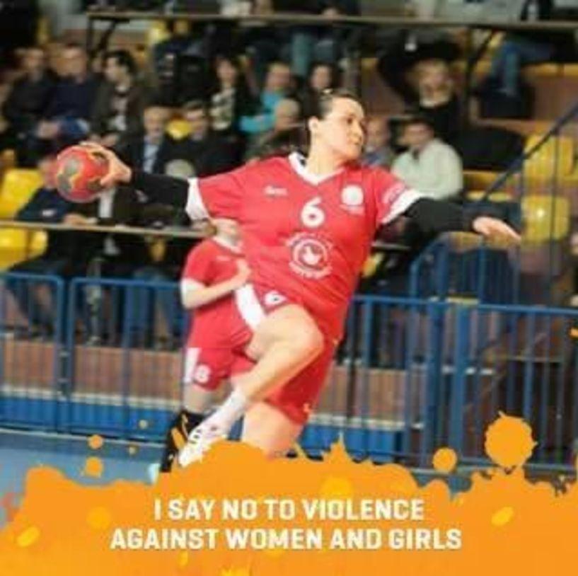 Α1 χαντ μπολ γυναικών.   Η ALEXANDRA ZDRAVEVSKA στη ΒΕΡΟΙΑ 2017