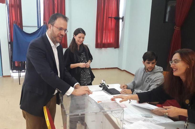 Θανάσης Θεοχαρόπουλος: Γιορτή για τη δημοκρατία και την προοδευτική παράταξη