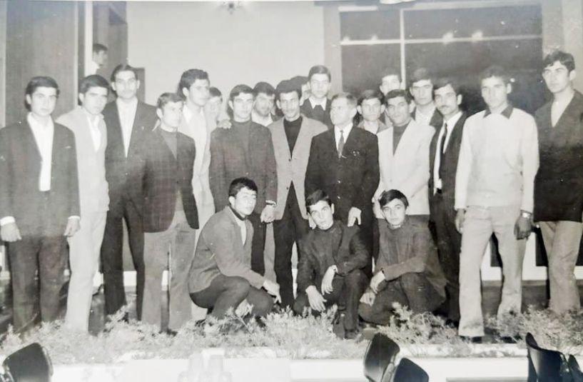 Όταν ο Ζήσης Πατσίκας ήταν Δ/ντης της Σχολής Μαθητείας στη Βέροια - «Έφυγε» σαν σήμερα Εισόδια της Θεοτόκου του 1987