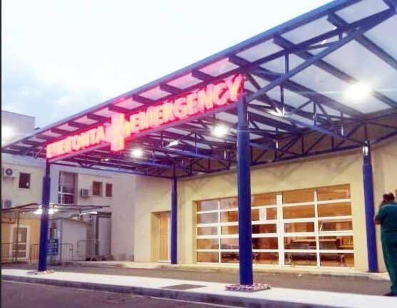 Φωτογραφίες από τη νέα πτέρυγα και το νέο Τμήμα Επειγόντων Περιστατικών του νοσοκομείου Βέροιας