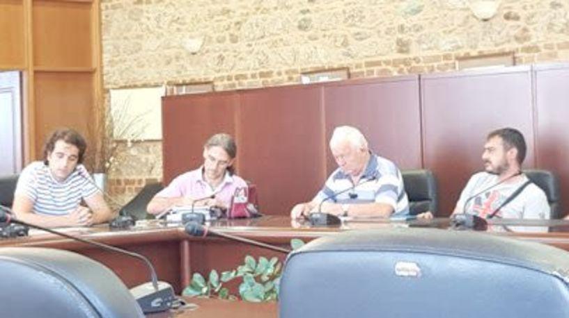 Ενημερωτική σύσκεψη χθες στο Δημαρχείο Βέροιας - S.O.S για τα κουνούπια στο Νομό Ημαθίας
