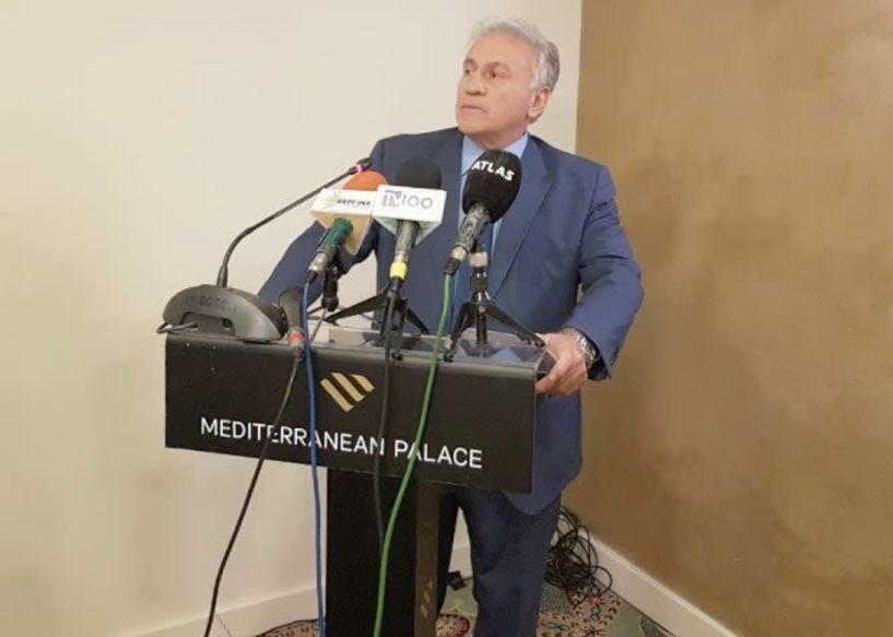 Υποψήφιος Δήμαρχος Θεσσαλονίκης ο Παναγιώτης Ψωμιάδης