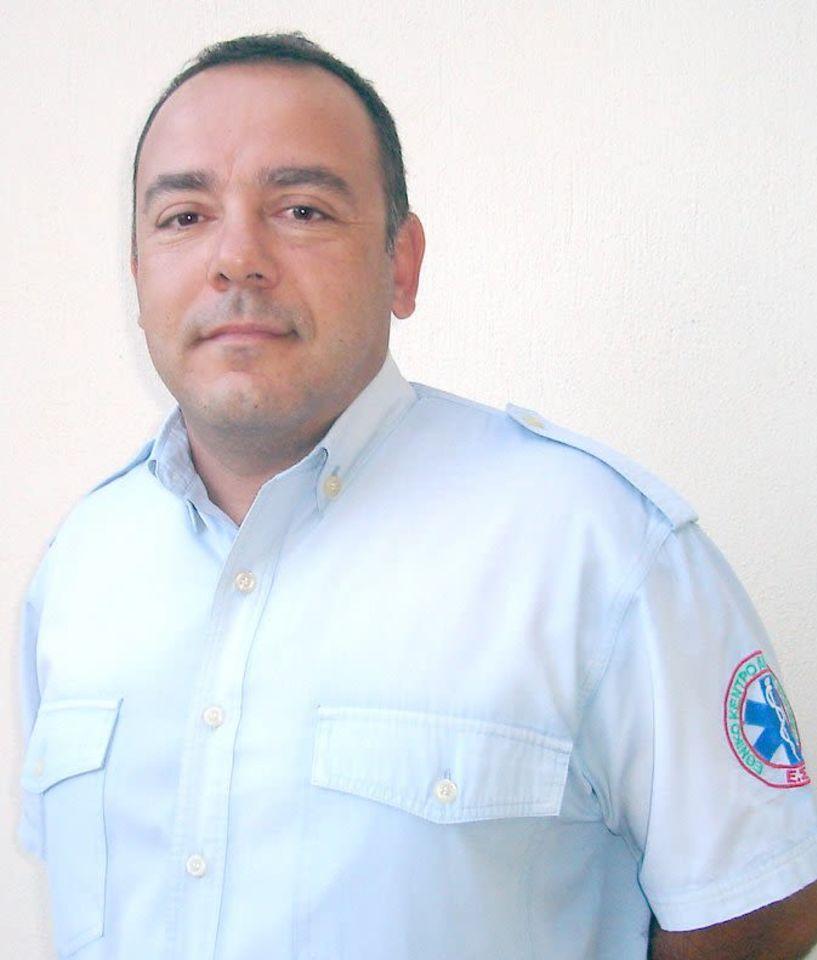 «Ημέρα θυσίας του Διασώστη» καθορίζεται η 14η Ιανουαρίου - Τον τραγικό χαμό 14 συναδέλφων τους πάνω στο καθήκον, θύμισε ο πρόεδρος του  ΕΚΑΒ Ημαθίας  Φ. Παπαστεργιόπουλος