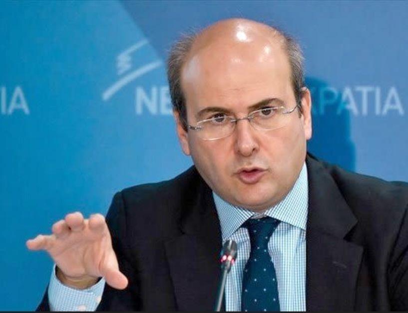 Κωστής Χατζιδάκης στον ΑΚΟΥ 99,6: «Η θέση της Ν.Δ. είναι ξεκάθαρα απέναντι σ' αυτή την συμφωνία αλλά δεν θέλει   σε καμία περίπτωση να καπελώσει το αυριανό συλλαλητήριο»