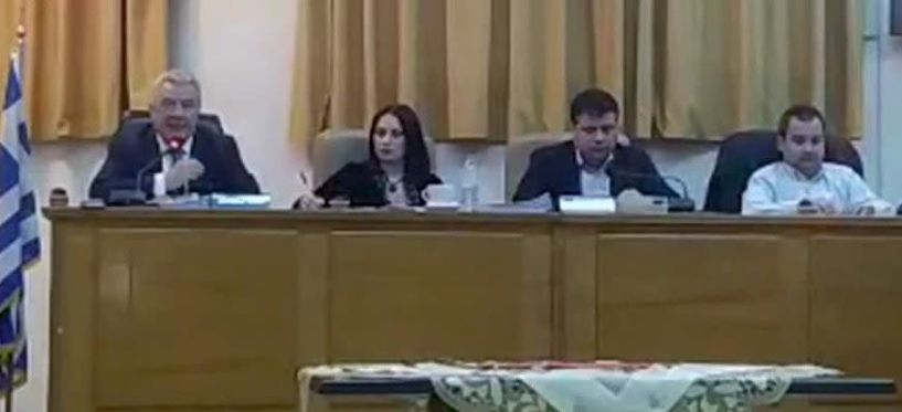 Δήμος Αλεξάνδρειας: Η αντιμετώπιση  του χιονιά κυριάρχησε στη πρώτη συνεδρίαση  του Δημοτικού Συμβουλίου για το 2019