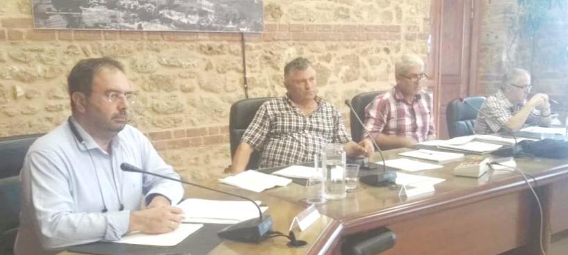 2014-2019 Σε κλίμα συγκίνησης η χθεσινή αποχαιρετιστήρια συνεδρίαση του Δημοτικού Συμβουλίου Βέροιας