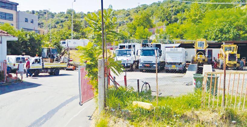 Στο αμαξοστάσιο του Δήμου Βέροιας θα οργανωθεί το «Πράσινο Σημείο» για τη διαχείριση των αποβλήτων