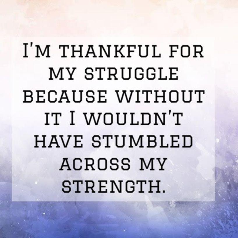 Έκφραση της Ψυχής ως σύμμαχος της Υγείας… - «Ευχαριστώ όλους εκείνους που με πρόδωσαν…»