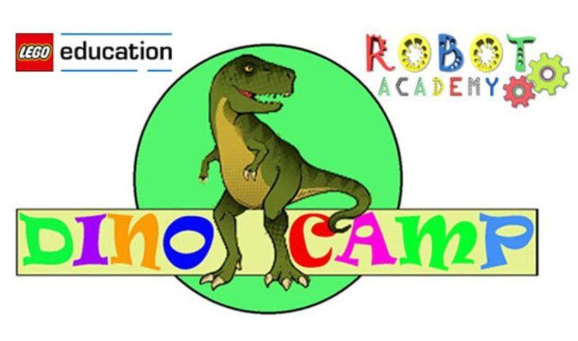 Θεματικό camp ρομποτικής για μαθητές Δημοτικού με θέμα τους δεινόσαυρους από το Κέντρο Δια Βίου Μάθησης ΔΙΚΤΥΩΣΗ