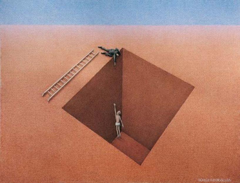Έκφραση της Ψυχής ως σύμμαχος της Υγείας… - «Οι ψεύτικοι φίλοι είναι πιο επικίνδυνοι από τους αληθινούς εχθρούς…»