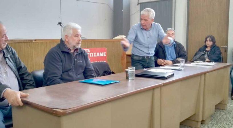 Για κινητοποιήσεις, συγκεντρώσεις και καταλήψεις ετοιμάζονται οι συνταξιούχοι του ΙΚΑ από Ημαθία και Πέλλα