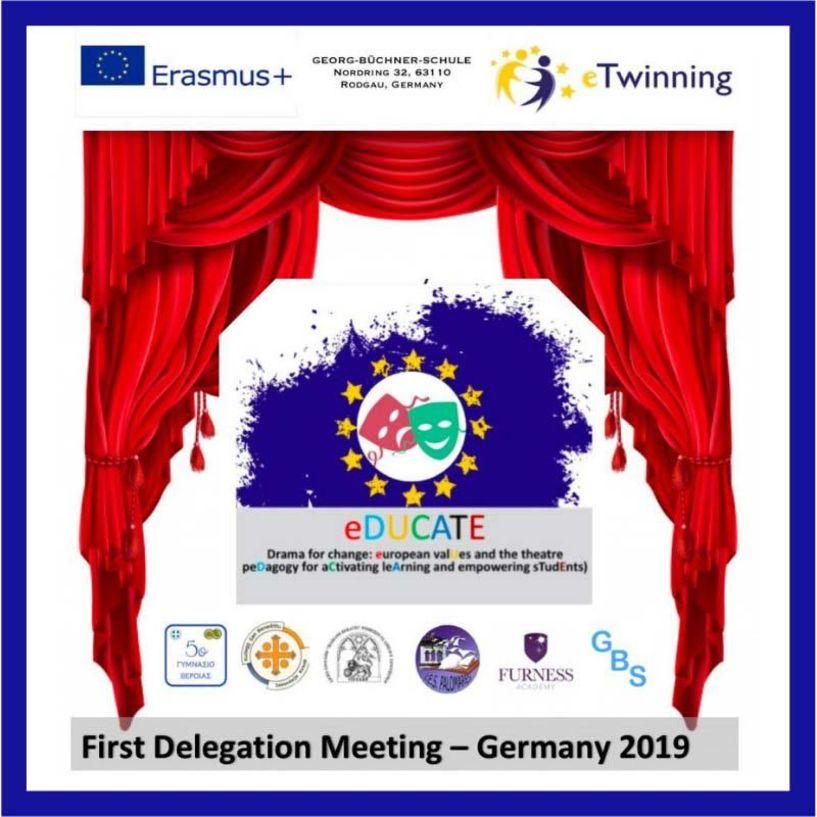 Το eTwinning έργο του 5ου Γυμνασίου Βέροιας αναδείχθηκε ανάμεσα στους νικητές στο European Competition 2018
