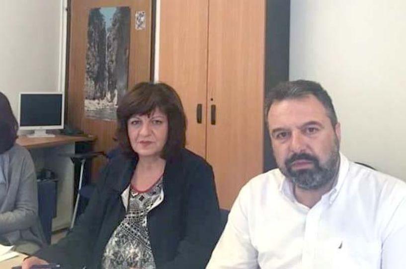 Στην Ημαθία την ερχόμενη Τετάρτη ο Υπουργός   Αγροτικής Ανάπτυξης   και ο πρόεδρος του ΕΛΓΑ
