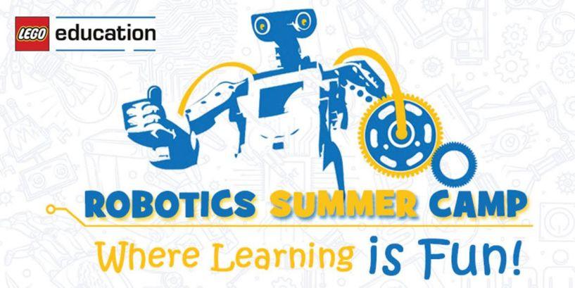 Nέο εκπαιδευτικό πρόγραμμα για το Summer Camp από τη Robot Academy!