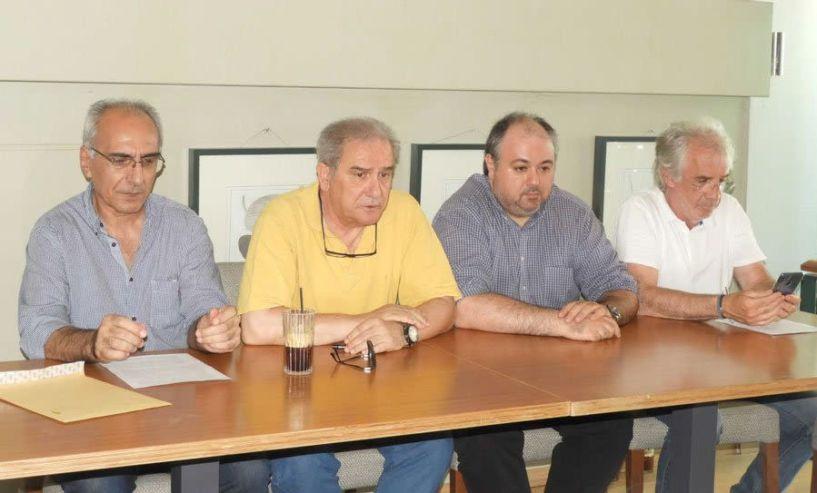 Τον δεκάλογο της αγροτικής   πολιτικής του ΚΙΝΑΛ παρουσίασαν   Β. Έξαρχος και Μ. Γαρδικιώτης