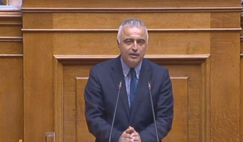 Λάζαρος Τσαβδαρίδης: Ουσιαστική λύση στα κόκκινα δάνεια για νοικοκυριά και επιχειρήσεις φέρνει η Κυβέρνηση της ΝΔ με το Σχέδιο «ΗΡΑΚΛΗΣ»