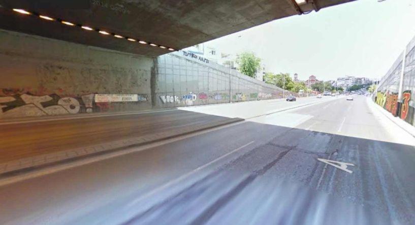Θεσσαλονίκη: Πήδηξε από γέφυρα για να αυτοκτονήσει και τραυμάτισε μοτοσικλετιστή