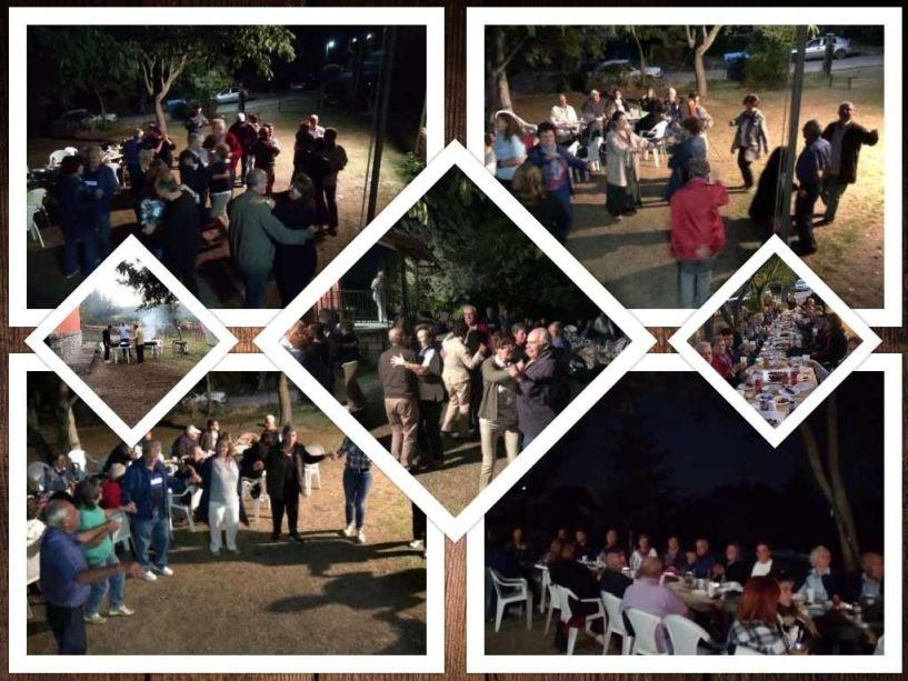 Με επιτυχία πραγματοποιήθηκε  το Αποχαιρετιστήριο Γλέντι του Πολιτιστικού Συλλόγου Κουμαριάς  «Η ΝΤΟΛΙΑΝΗ»