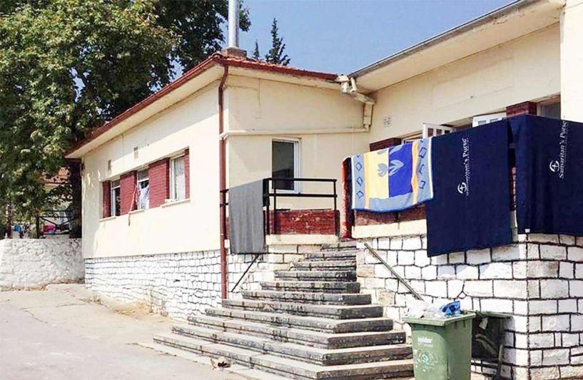 Και νέους πρόσφυγες υποδέχεται το Κέντρο Φιλοξενίας της Αγίας Βαρβάρας Βέροιας