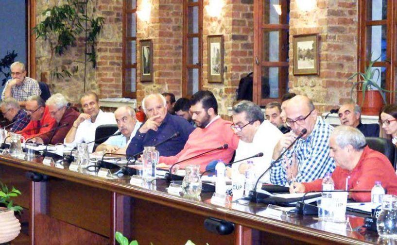 Προβλήματα καθημερινότητας, ΔΕΥΑΒ και ορισμός μελών σε φορείς του Δήμου στο Δημοτικό Συμβούλιο