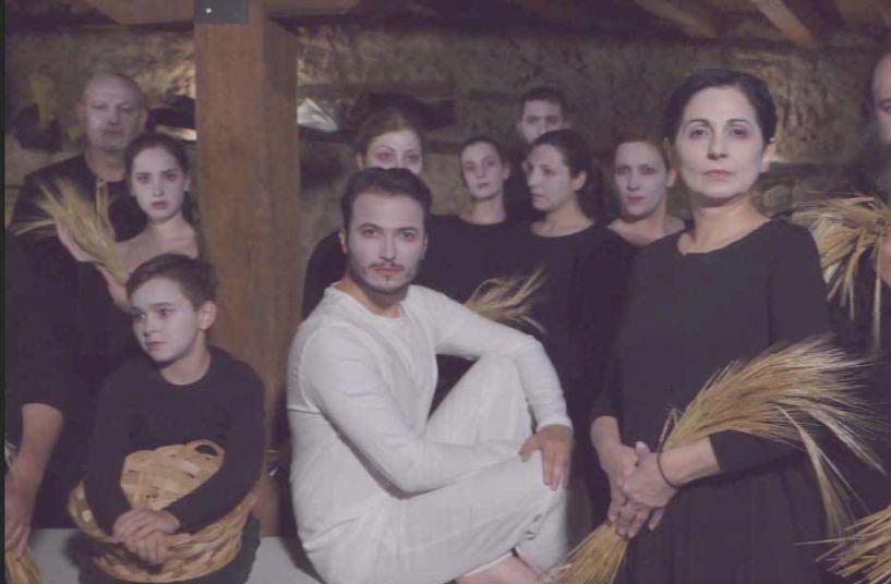 Την Τετάρτη 13 Νοεμβρίου στη «Στέγη»  - «Το Μεγάλο μας Τσίρκο» από την Ομάδα re-act, για την στήριξη του Συλλόγου Καρκινοπαθών Έδεσσας