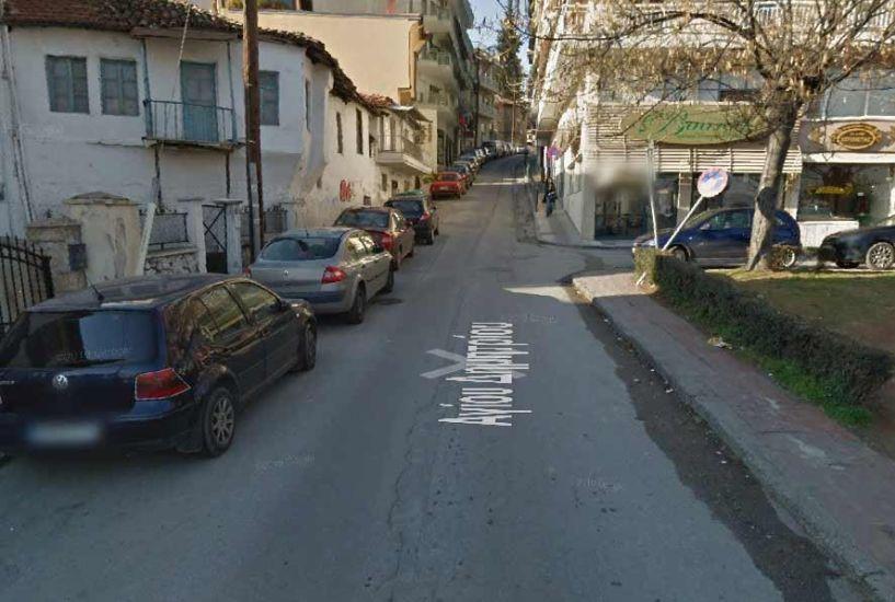 Προσωρινές κυκλοφοριακές ρυθμίσεις επί της οδού Αγίου Δημητρίου και της παρόδου Κοντογεωργάκη στην Βέροια