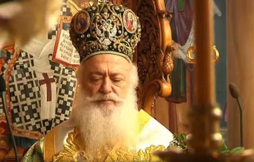 Παρακολουθήστε την Κυριακή της Σταυροπροσκυνήσεως από την Ιερά Μονή Παναγίας Δοβρά Βέροιας