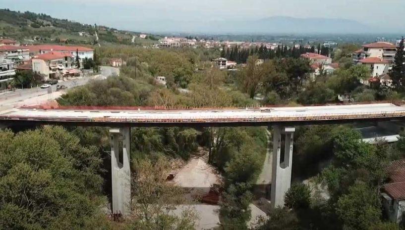 Η Γέφυρα Κούσιου από ψηλά με drone!!! Δείτε το βίντεο