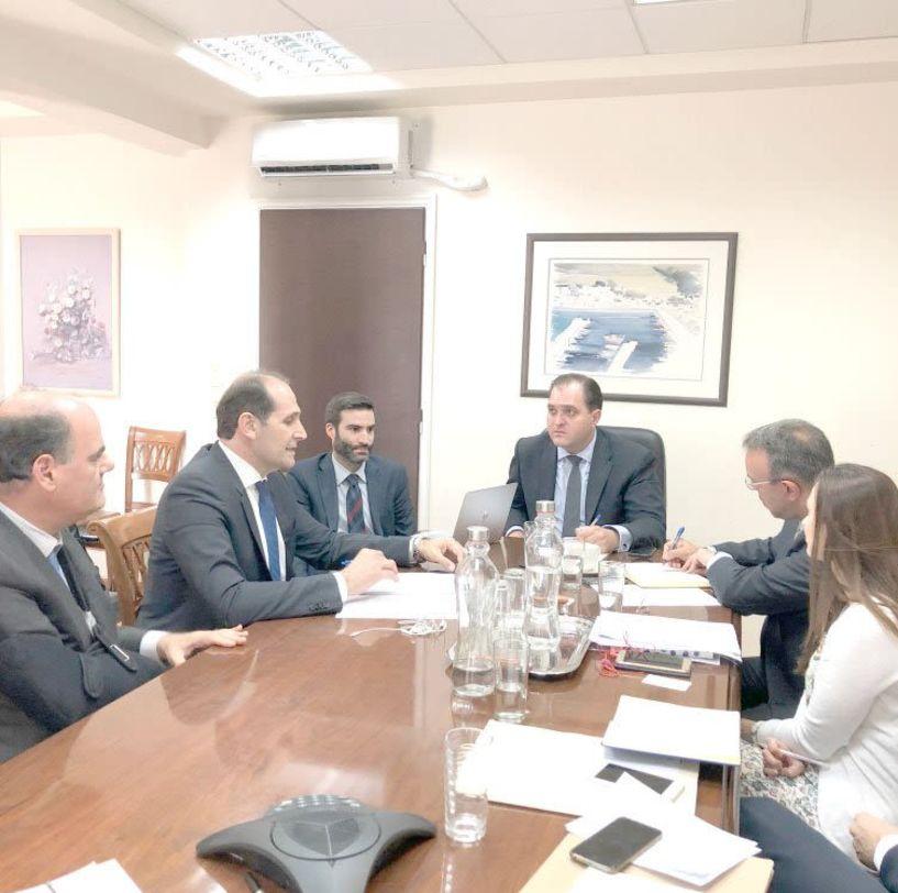Σταϊκούρας - Βεσυρόπουλος - Φορτσάκης στο Διοικητή της Ανεξάρτητης Αρχής Δημοσίων Εσόδων