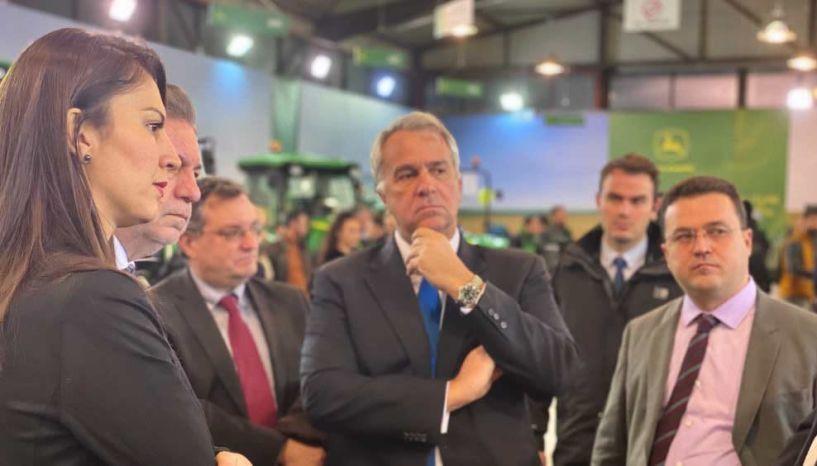 Μάκης Βορίδης: Σε λειτουργία η πλατφόρμα υποβολής αιτημάτων   πληρωμής   για τα Σχέδια Βελτίωσης