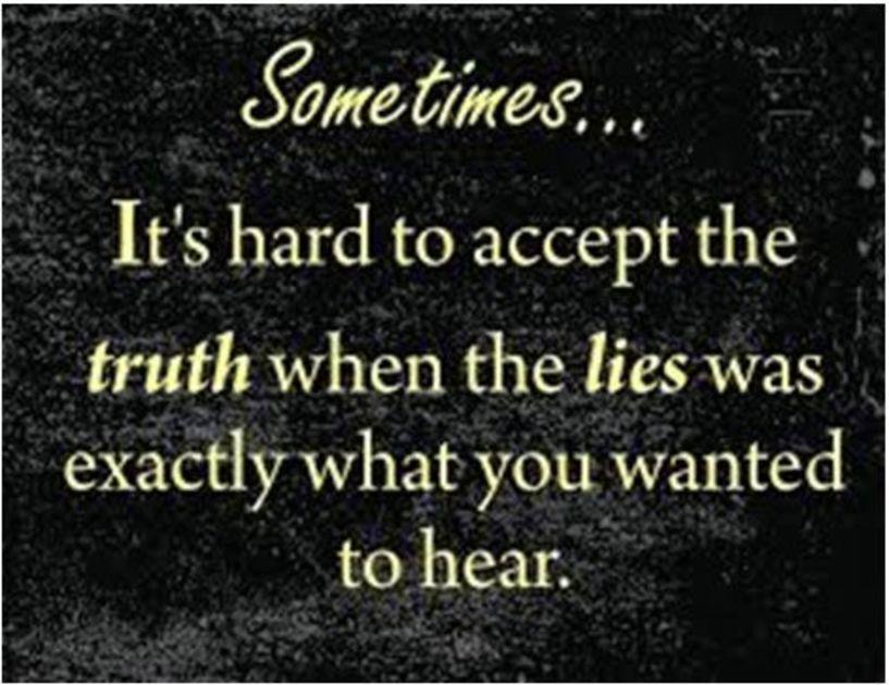 Έκφραση της Ψυχής ως σύμμαχος της Υγείας… - «Ένα καλοντυμένο Ψέμα δείχνει πιο ελκυστικό από τη γυμνή Αλήθεια…»