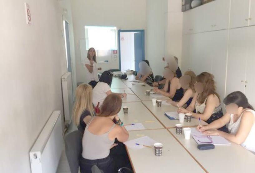Ομαδικό εργαστήριο  συμβουλευτικής ανέργων για επαγγελματικό  επαναπροσανατολισμό  και κινητικότητα