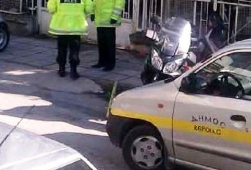 Δημοτική Αστυνομία Βέροιας προς ιδιοκτήτες   καταστημάτων και περιπτέρων:   «Προμηθευτείτε και   ανανεώστε τις άδειες χρήσης κοινόχρηστων χώρων»